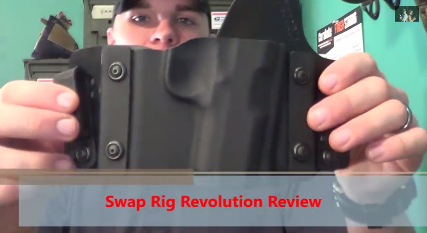 BigTexOutdoors SwapRig Holsters Revolution Review