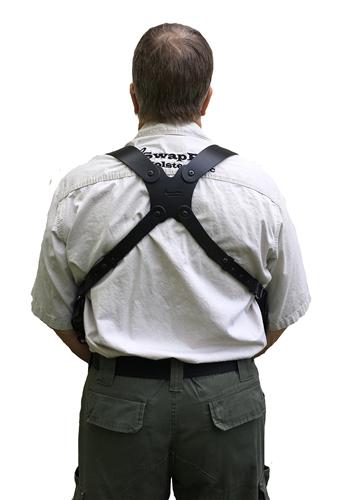 The Flanker Shoulder Holster Rig